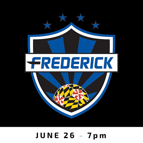 FC Frederick Adult Single Game Ticket