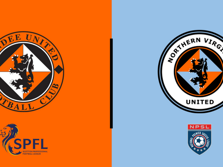 Northern Virginia United FC signs authentic partnership with Scottish Premiership Club Dundee United