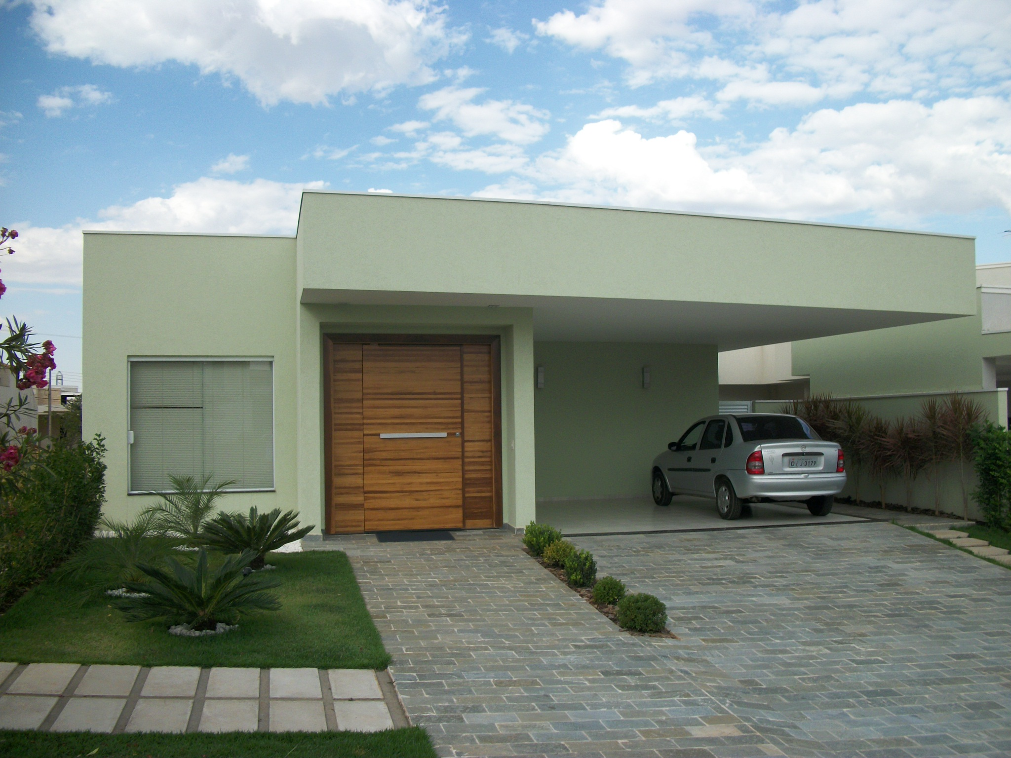 porta horizontal
