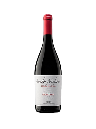 Bodegas Medrano Irazu   Amador Medrano   Alavesa, Rioja   Graciano
