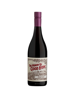 Winery of Good Hope   Bush Vine Pinotage