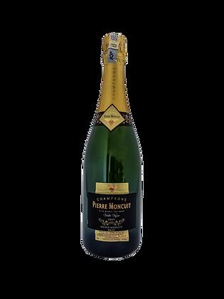 Champagne Pierre Moncuit   Nicole Moncuit V.V.   Grand Cru Blanc de Blancs
