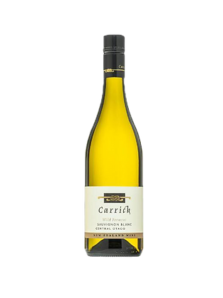 Carrick   Wild Ferment Sauvignon Blanc 2018
