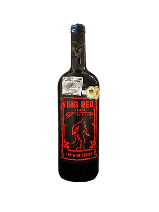 Big Red Beast | South of France | Alicante Bouschet