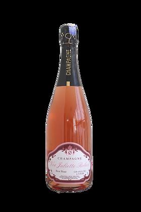 Champagne Vve Juliette Robert | Rosé