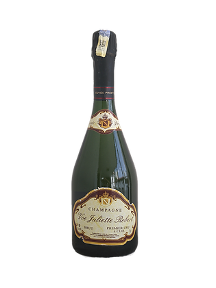 Champagne Vve Juliette Robert | Cuvée Prestige