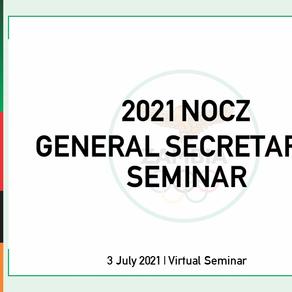 NOCZ HOLDS 2nd GENERAL SECRETARY'S SEMINAR