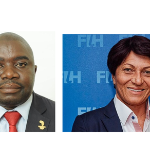 FOLOKO CONGRATULATES HAZEL KENNEDY FOR BEING RE-ELECTED AS EXECUTIVE MEMBER OF FIH