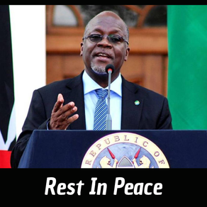 FOLOKO OFFERS CONDOLENCES OVER PASSING OF UNITED REPUBLIC OF TANZANIA PRESIDENT DR. MAGUFULI