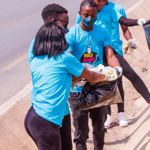 NOCZ commemorates World Clean-Up Day