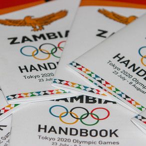 TEAM ZAMBIA OLYMPIC GAMES HANDBOOK  LAUNCHED