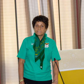 """Tokyo Games symbolic for Zambia"": Delegation leader, Kennedy, shares thoughts on next Olympics"