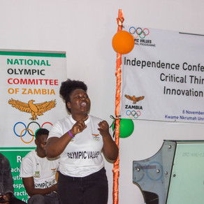 Nkrumah University in collaboration with NOCZ hosts OVEP Conference.