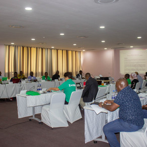 NOCZ HOSTS PART 2 OF THE CONSTITUTION REVIEW MEETING