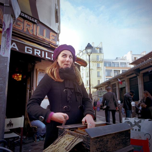 Melodie Le Bihan, La Grille