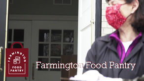 Behind The Scenes At the Farmington Food Pantry