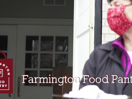 Behind The Scenes At the Farmington Food Pantry