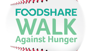 Foodshare Walk Against Hunger