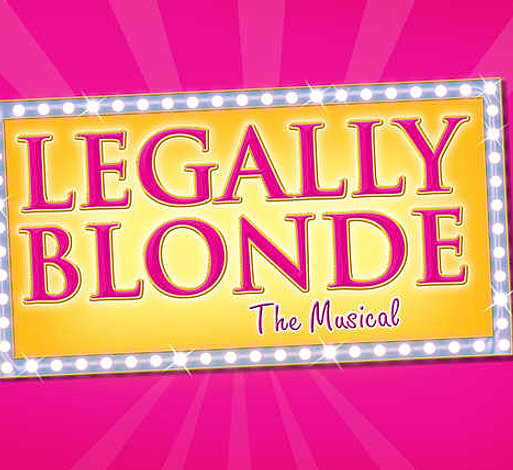 Legally Blonde The Musical Logo Hopewell Valley...
