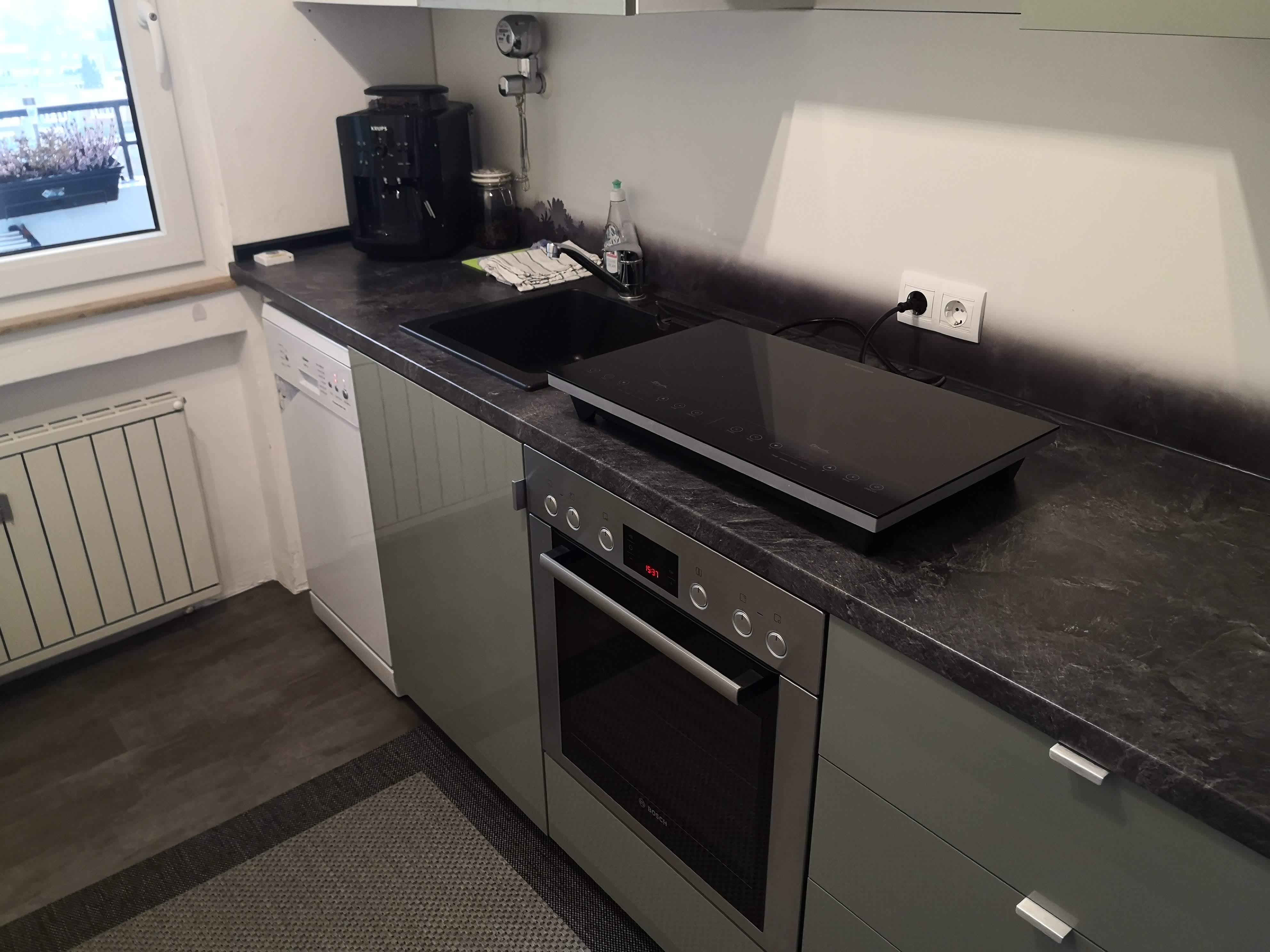 Küche- mit Induktion