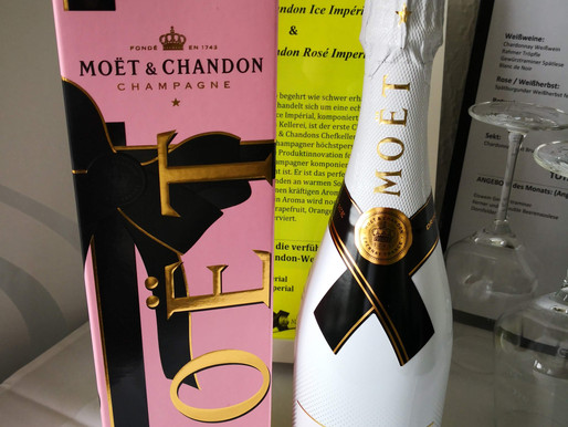 Moët & Chandon jetzt auch bei uns