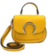 Ob als Umhängetasche oder als Henkeltasche ohne Gurt, diese Tasche macht jedes Outfit perfekt und ist ein super stylisches Accessoire für jeden Tag. Ins Büro, am Abend oder auch im Urlaub sie ist immer und überall einsetztbar.  Das Hauptfach ist mit einem Reißverschluss verschließbar und die Umschlagklappe mit Magnetverschluss. Auf der Rückseite befindet sich ein extra Außenfach mit Reißverschluss. Abnehmbarer Schulterriemen ca. 68-130cm verstellbar.   Material: 100% Glattleder
