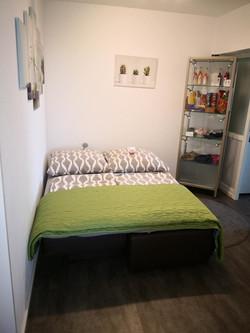 schlafzimmer 2 im Durchgang
