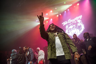 Tee Grizzley & lil Yachty : The Fillmore Detroit || 10.30.17