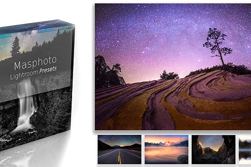 Masphoto Land Pack Vol. 1 ( 45 Presets )