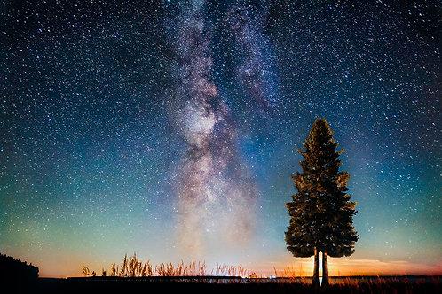 Great Lakes Milky way | Stock | Royalty Free