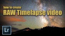the BEST way to make Time-Lapse videos using Lightroom