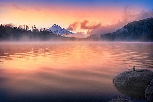 Mt. Hood sunrise | Stock | Royalty Free