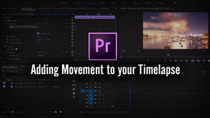 Adding Movement to any video in Premiere Pro