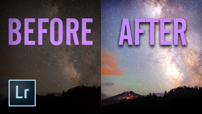 How I edit Milky Way photos : Things to think about