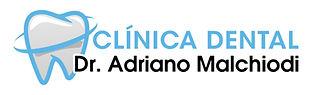 LOGOTIPO CLINICA DENTAL ADRIANO MALCHIOD