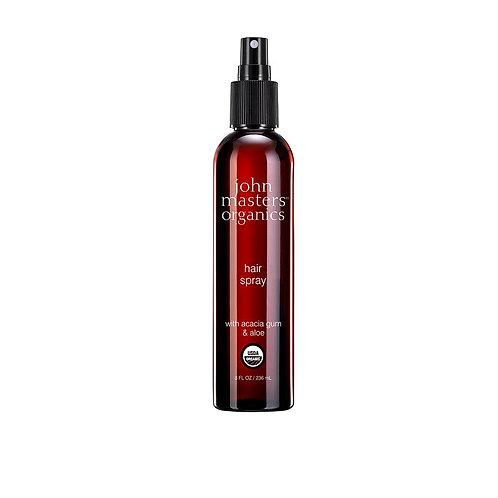 Hair Spray with Acacia Gum & Aloe
