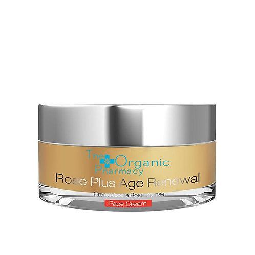 Rose Plus Aging Renewal face Cream