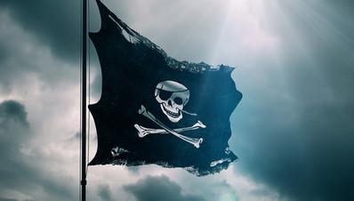 Drapeau Pirate