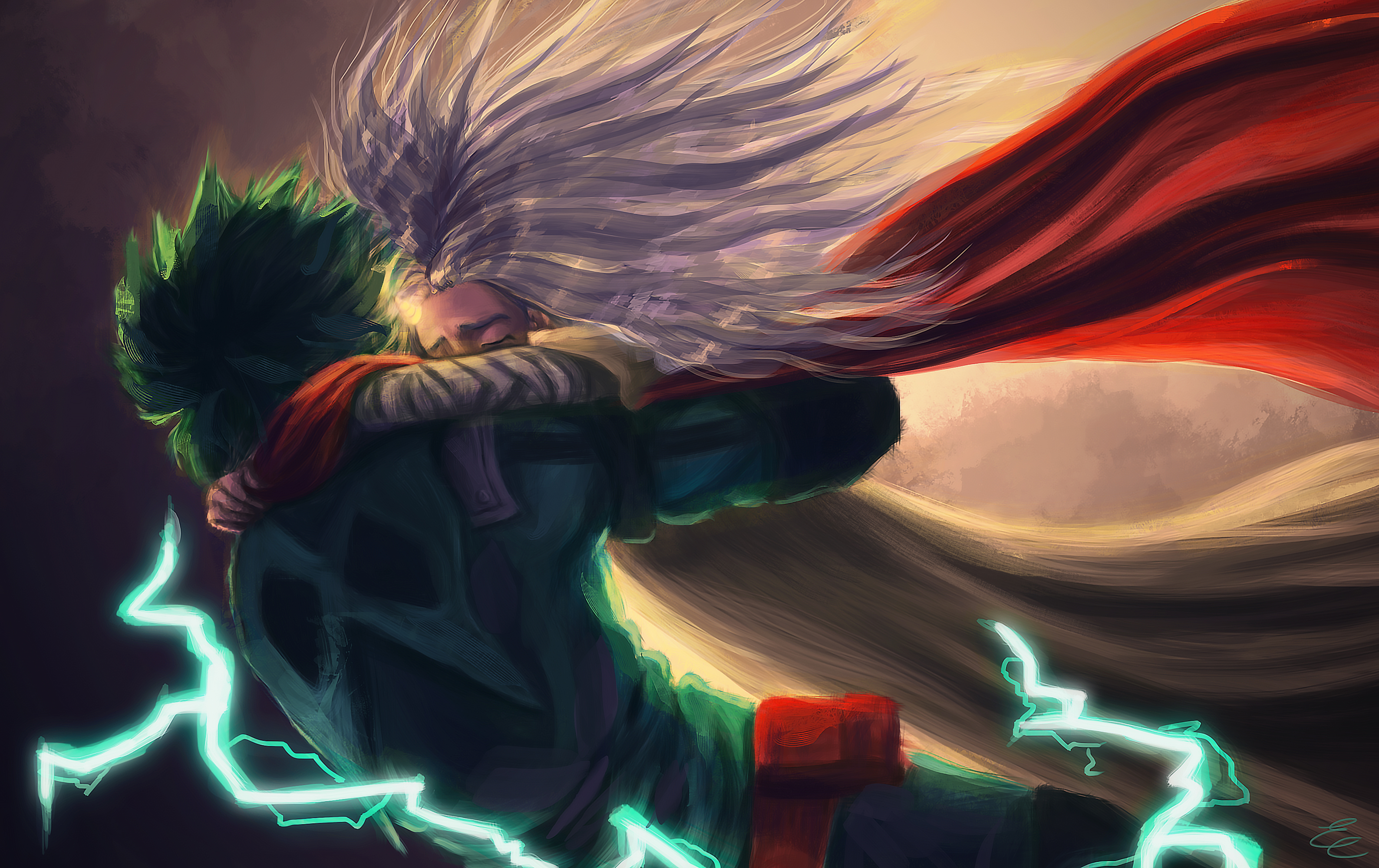 Boku No Hero Academia fan art