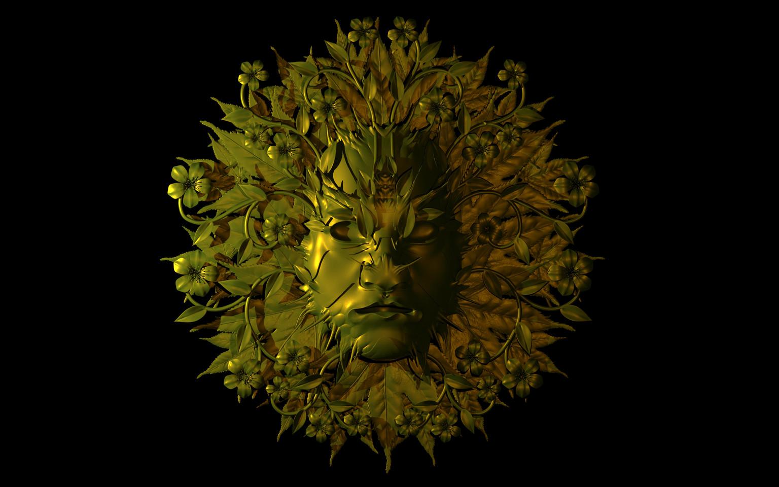 Kabuki Greenman