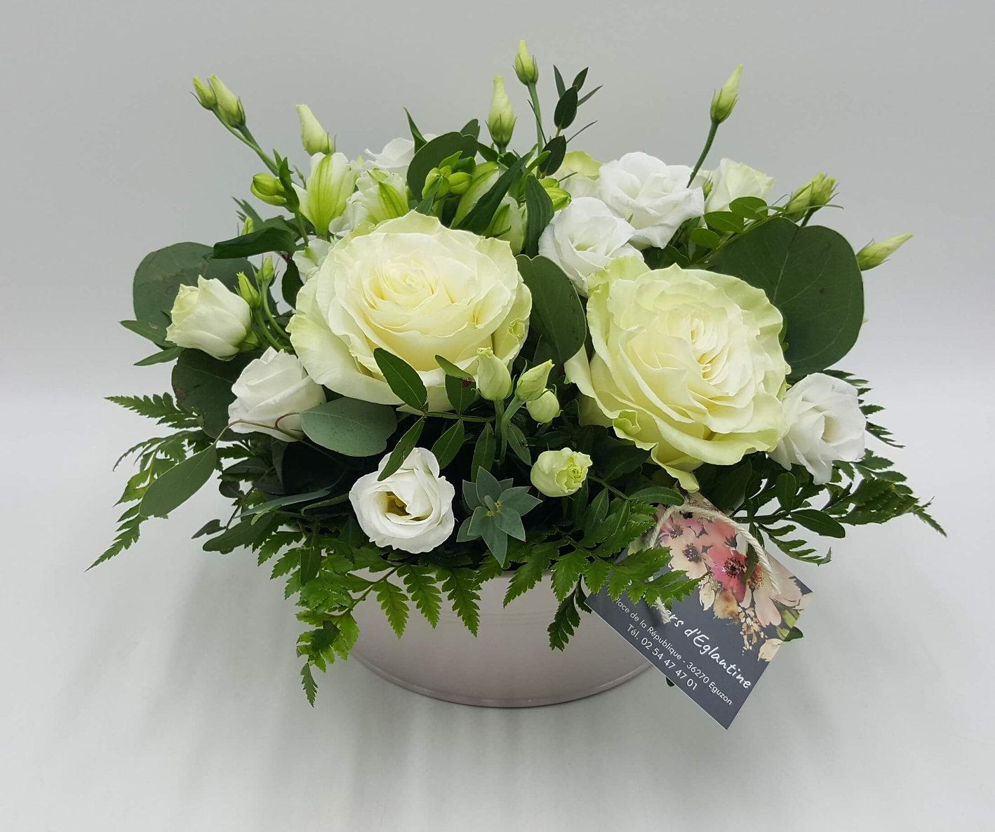 LES ATELIERS D'EGLANTINE, Fleuriste à Eguzon - Créations florales (Indre 36)