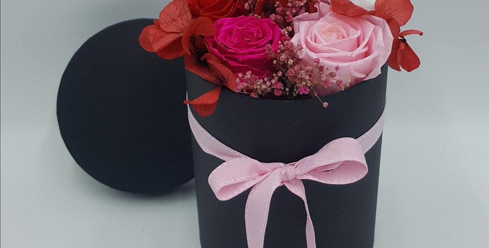 Boîte à chapeau Jeanne -  Stabilisé