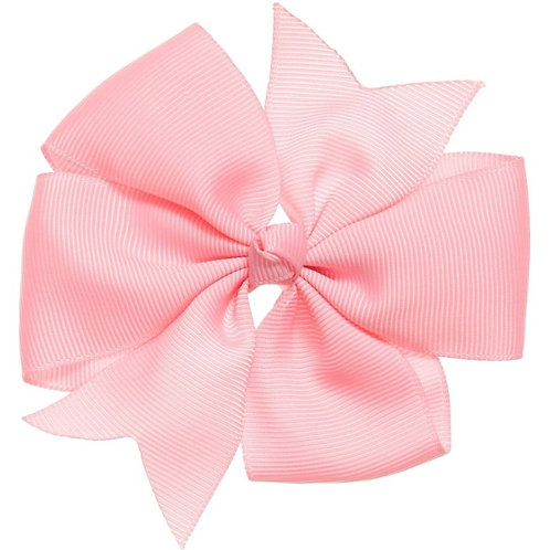 Small Candy Pink Bow Pair