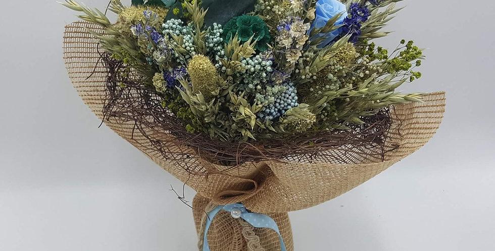 Bouquet Blueberry  -  Stabilisé