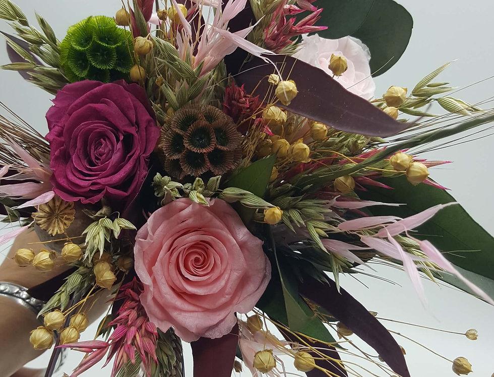 Bouquet Justine  -  Stabilisé