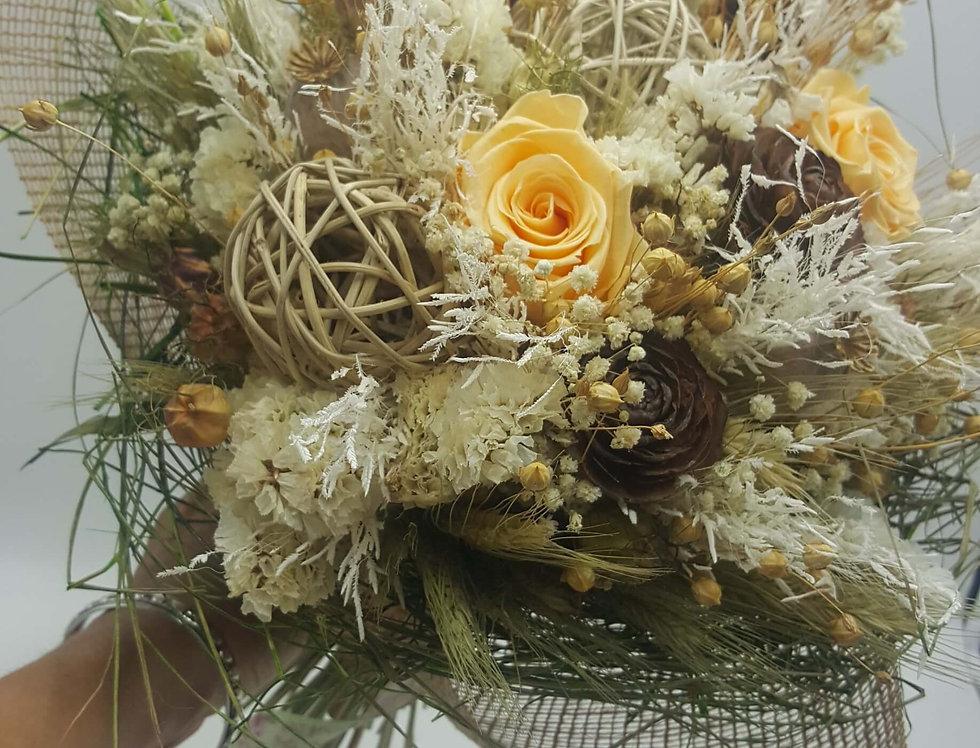Bouquet Caramel  -  Stabilisé