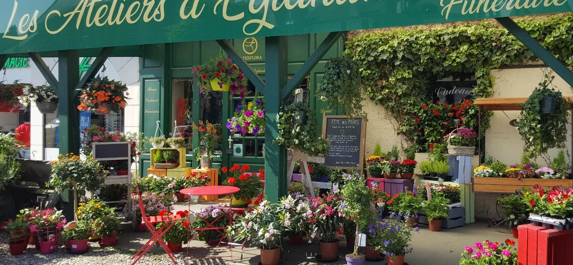 Fleuriste à Chantôme - Livraison rapide de fleurs à Eguzon (Indre 36)