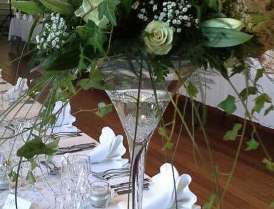 "Vase Martini ""Giverny"""
