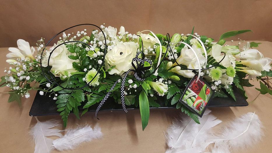 Livraison rapide de fleurs à Crozant (23) Fleuriste à Saint-Sébastien
