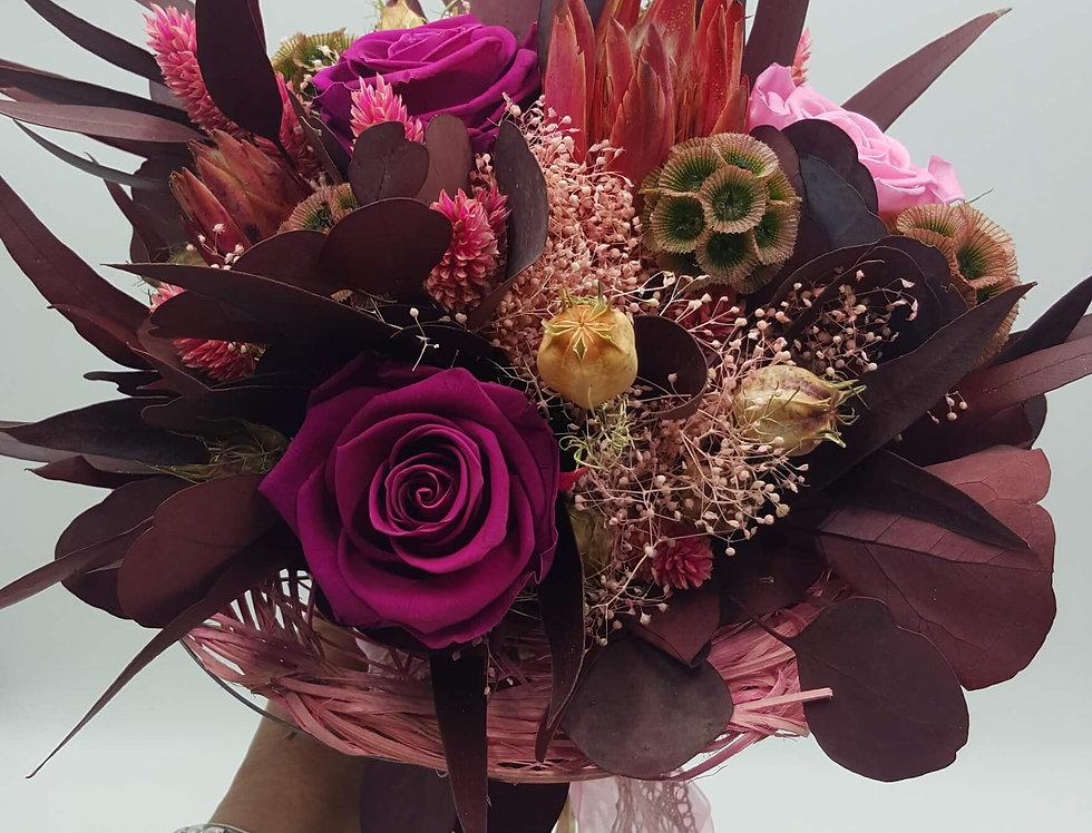 Bouquet Pauline  -  Stabilisé